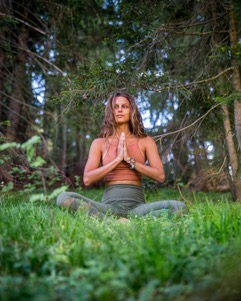 Yoga in mauritius - classes with Illonna Tschopp