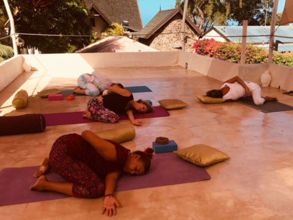 Yoga in mauritius - classes