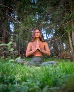 Yoga in mauritius - classes with Illonna Tschopp